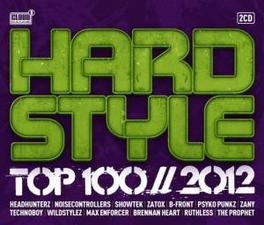 HARDSTYLE TOP 100 2012 V/A, CD