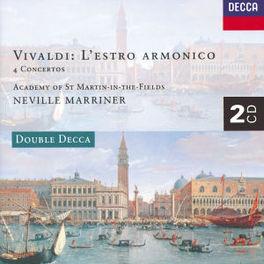 L'ESTRO ARMONICO ASMF MARRINER Audio CD, A. VIVALDI, CD
