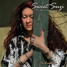 UNBROKEN Audio CD, SWEET SUZI & THE BLUES EX, CD
