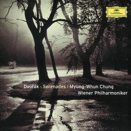 SERENADES WIENER PHILHARMONIKER/MYUNG-WHUN CHUNG Audio CD, A. DVORAK, CD