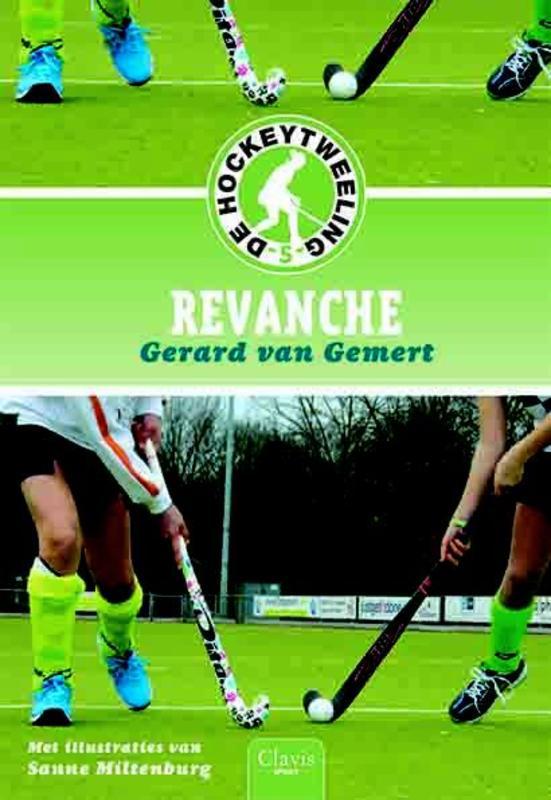 Revanche De Hockeytweeling, Gerard van Gemert, Paperback