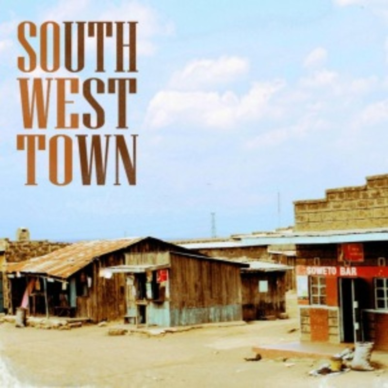 SOUTH WEST TOWN SOWETO, Vinyl LP