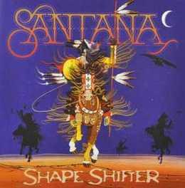 SHAPE SHIFTER SANTANA, CD