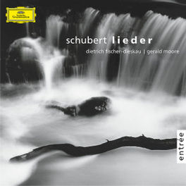 LIEDER W/DIETRICH FISCHER-DIESKAU, MOORE Audio CD, F. SCHUBERT, CD