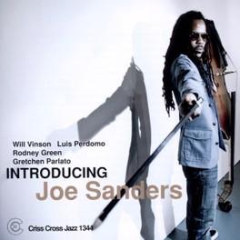 INTRODUCING JOE SANDERS JOE SANDERS, CD