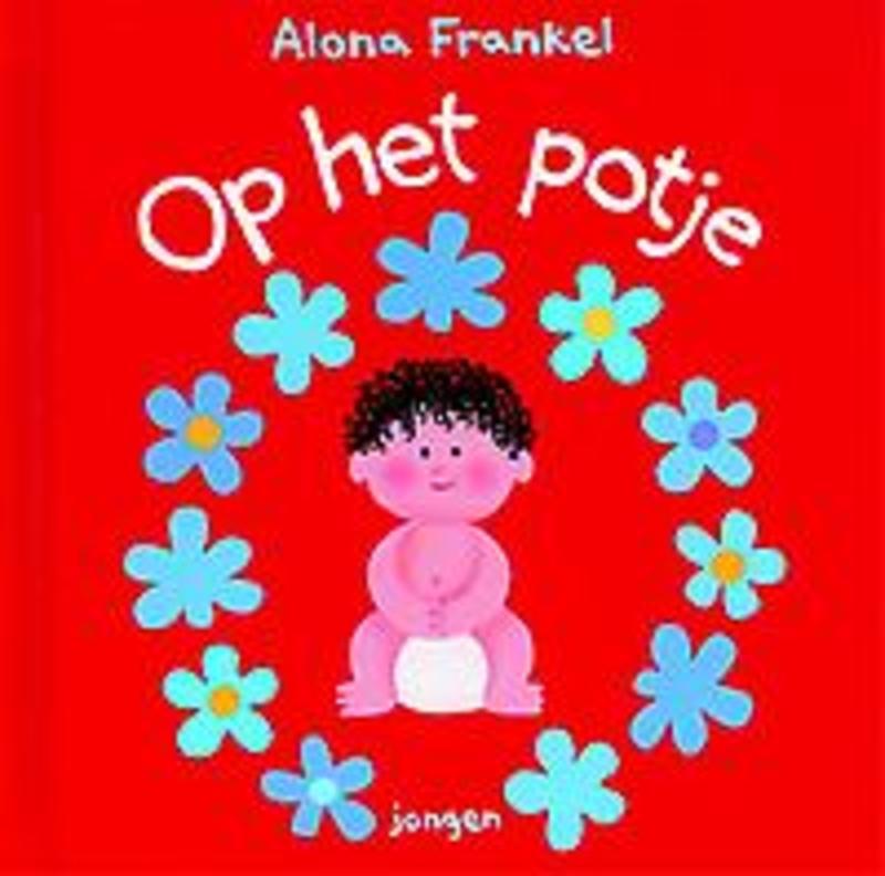 Op het potje. jongen, Frankel, Alona, Hardcover