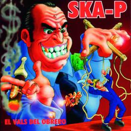 EL VALS DEL OBRERO Audio CD, SKA-P, CD