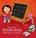Grote Anna leert lezen en...