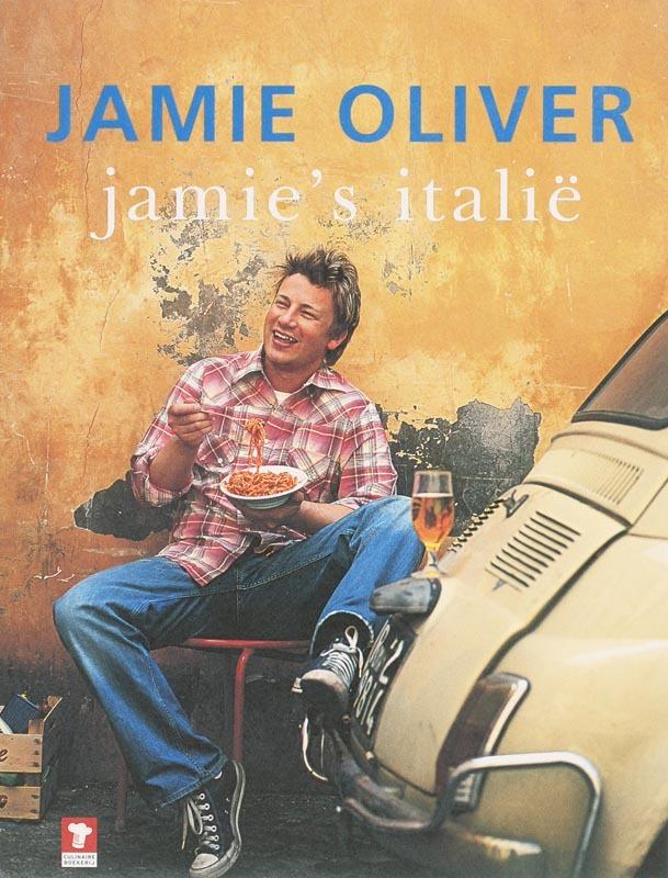 Jamie's Italië Jamie Oliver 9789021580449