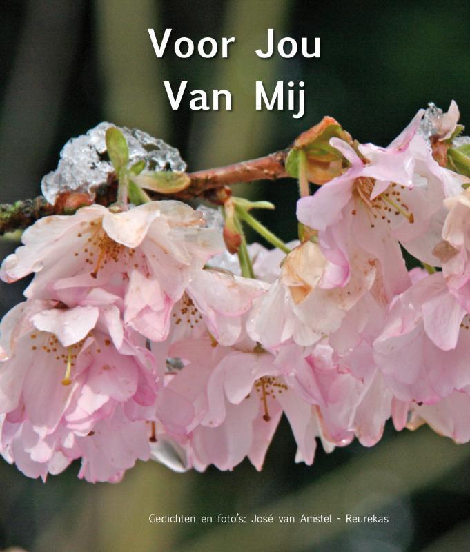 Voor jou van mij. gedichten en foto's, Amstel-Reurekas, José van, Hardcover