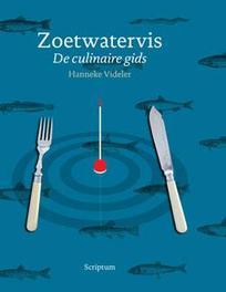 Zoetwatervis de culinaire gids, Hanneke Videler, Hardcover