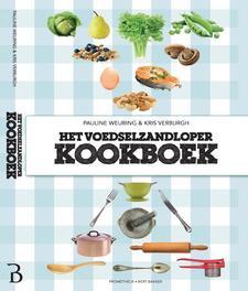 Het voedselzandloperkookboek het officiële kookboek met voorwoord en weetjes van Kris Verburgh, Weuring, Pauline, Hardcover