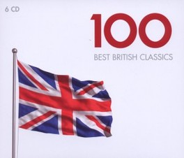 100 BEST BRITISH CLASSICS V/A, CD