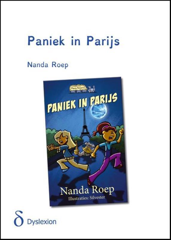 Paniek in Parijs -dyslexie uitgave Nanda Roep, Paperback