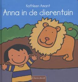 Anna in de dierentuin Kathleen Amant, Hardcover