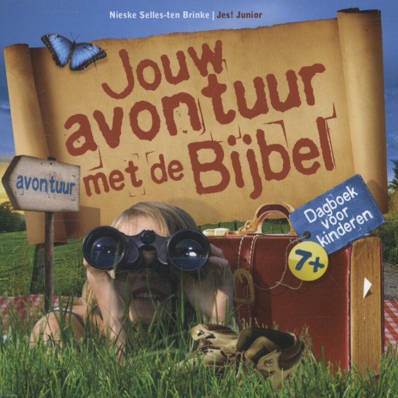 Jouw avontuur met de Bijbel. dagboek voor kinderen, Selles-ten Brinke, Nieske, Paperback  <span class=
