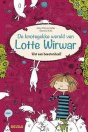 Wat een beestenboel! wat een beestenboel! 9-12 jaar, Alice Pantermüller, Hardcover