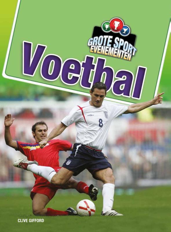 Voetbal Grote Sport Evenementen, Gifford, Clive, Hardcover