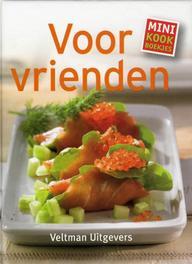 Voor vrienden Mini kookboekjes, Naumann und Gobel, Hardcover