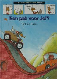 Een pak voor Jef?. Strips voor beginnende lezers, Rick De Haas, Hardcover