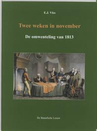 Twee weken in november. de omwenteling van 1813, Vles, E.J., Paperback