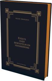 Essays over bewustzijn en verandering Henri Bergson, Hardcover