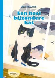 Een heel bijzondere kat Bosschaert, Greet, Hardcover