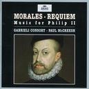 MUSIC FOR PHILIP II W/GABRIELI CONSORT, MCCREESH