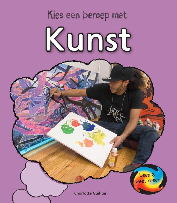 Kunst Lees & Weet Meer, Guillain, Charlotte, Hardcover