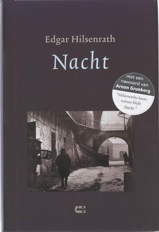 Nacht Hilsenrath, Edgar, Hardcover