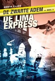 De Lima-express De zwarte adem, Erwin Claes, Paperback