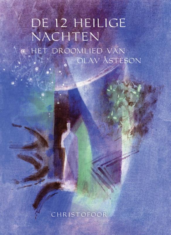 De 12 heilige nachten het droomlied van Olaf Asteson, Frans Lutters, Paperback