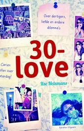30-love Nelemans, Ilse, Paperback