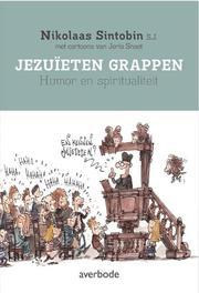 Jezuieten grappen humor en spiritualiteit, Sintobin, Nikolaas, Paperback