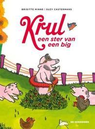 Krul, een ster van een big Brigitte Minne, Hardcover