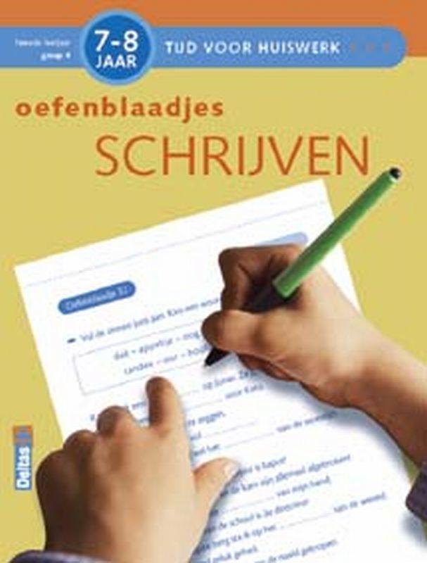 Huiswerk Oefenblaadjes 7-8 Jr Boek
