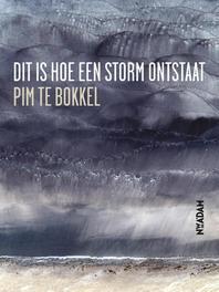 Dit is hoe een storm ontstaat Te Bokkel, Pim, Paperback