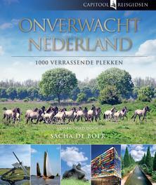 Onverwacht Nederland meer dan 500 verrassende plekken, Bartho Hendriksen, Hardcover