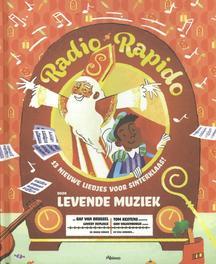 Radio Rapido 13 nieuwe liedjes voor Sinterklaas, Van Obberghen, Ulrich, Hardcover