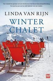 Winter Chalet literaire thriller, Linda van Rijn, Paperback