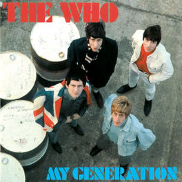 MY GENERATION -DELUXE- JEWEL CASE EDITION WHO, CD