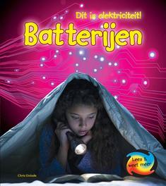 Batterijen Lees & Weet Meer, Oxlade, Chris, Hardcover
