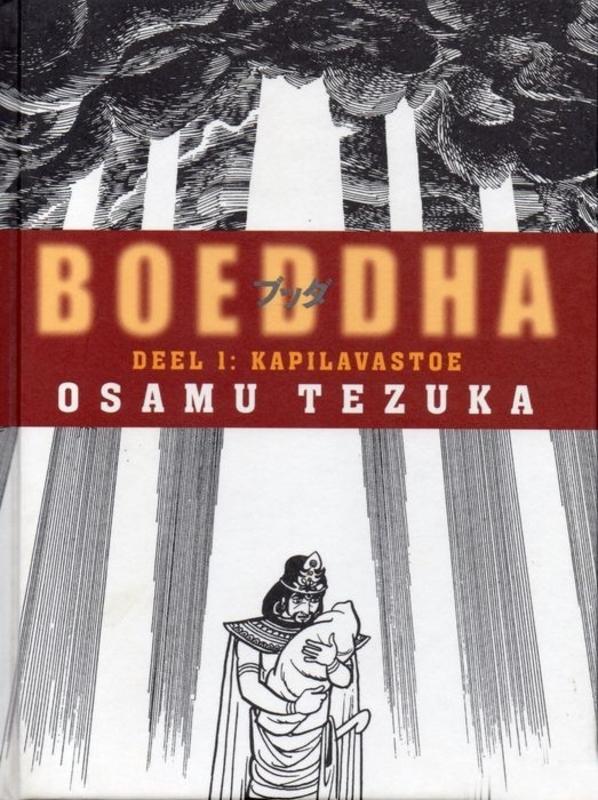 BOEDDHA HC01. KAPILAVASTOE Boeddha, O. Tezuka, Hardcover