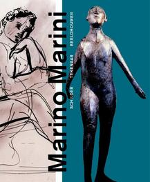 Marino Marini schilder, tekenaar, beeldhouwer, Van Lieverloo, Karin, Paperback