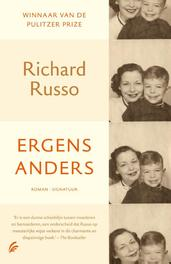 Ergens anders Russo, Richard, Hardcover