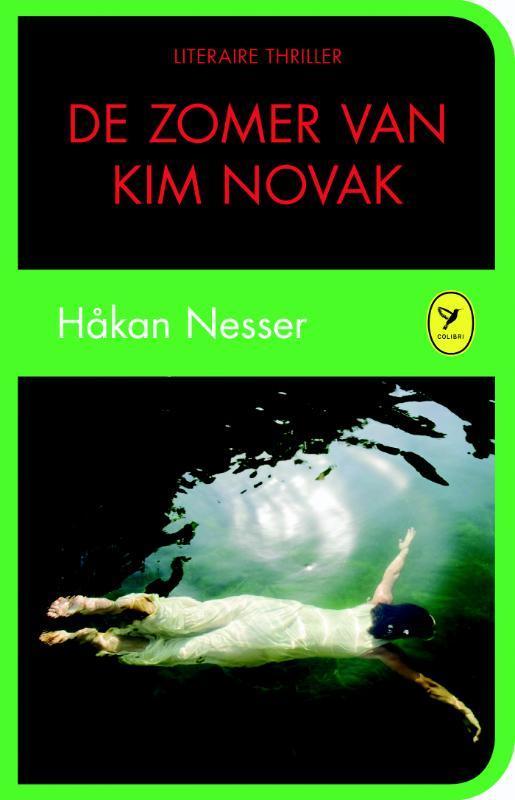 De zomer van Kim Novak Nesser, HÃ¥kan, Hardcover