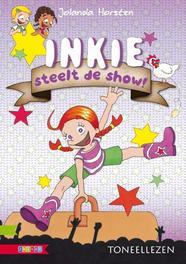Inkie steelt de show Jolanda Horsten, Hardcover