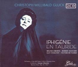 IPHIGENIE EN TAURIDE ORCH.E CORO DEL TEATRO COLON DI BUENOS A Audio CD, C.W. GLUCK, CD