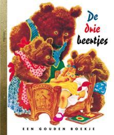 De drie beertjes GOUDEN BOEKJES SERIE Gouden Boekjes, KINDERBOEKEN, onb.uitv.