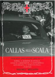 CALLAS ALLA SCALA VOL.1 *2CD + BOOK* MARIA CALLAS, CD